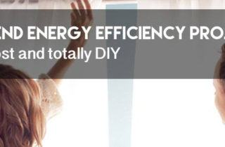 Weekend Energy Efficiency Projects