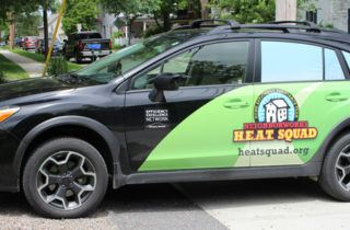 HEAT Squad Vermont Energy Audit